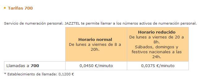 jazztel700