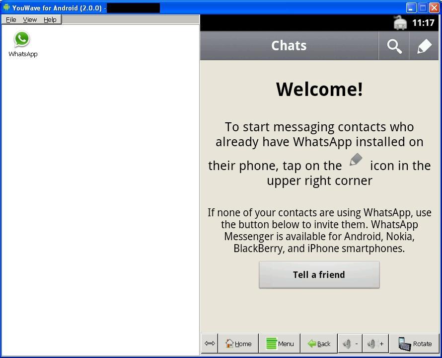 ¿Te gustaría tener whatsapp en tu PC? YouWave es tu ...